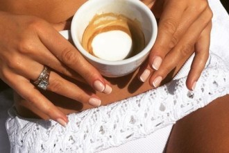 cafe uñas - Café con Inulina, la Bomba