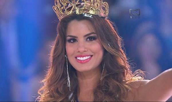 señorita colombia - Las Cirugías de Ariadna Gutiérrez
