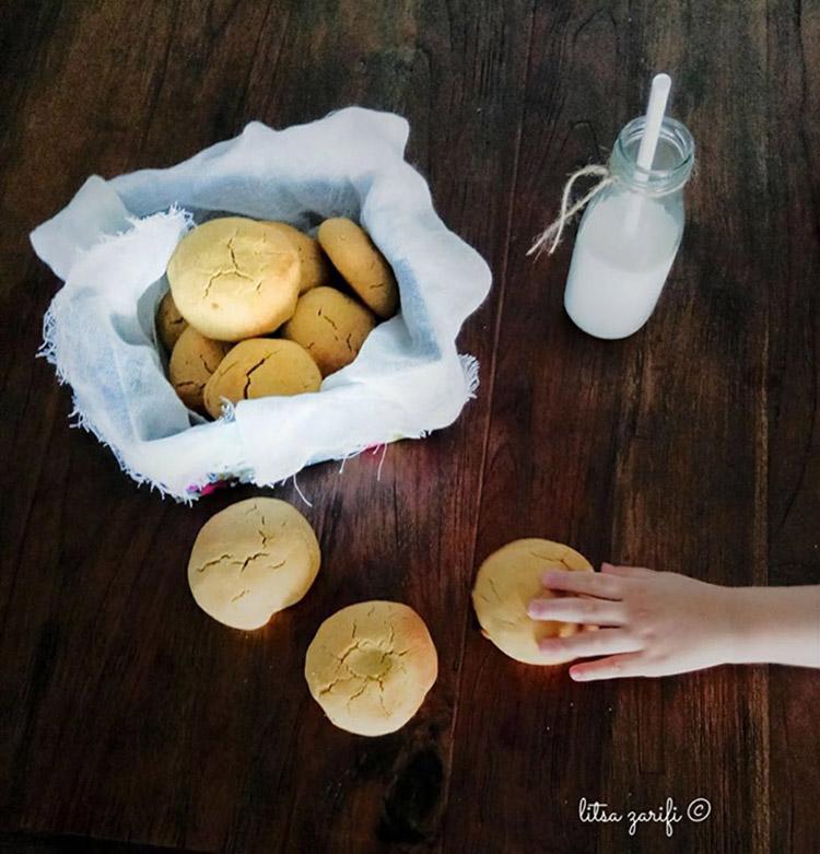 Ψωμάκια γλυκοπατάτας