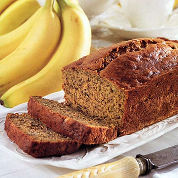 Paleo bread μπανάνα