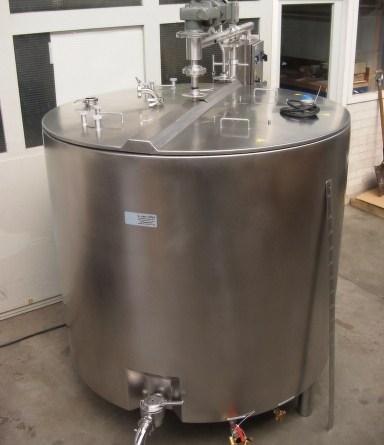 Πωλείται παστεριωτήρας – βραστήρας γάλακτος 500 λίτρων ΑΓΓΕΛΙΑ151