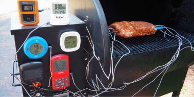 θερμόμετρο οικιακή παρασκευή