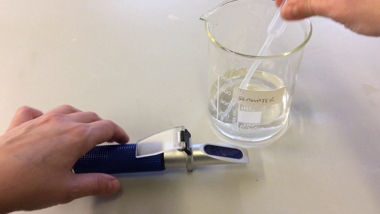 Πώς γίνεται το καλιμπράρισμα στο διαθλασίμετρο? Όλα όσα πρέπει να ξέρω