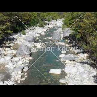 αγορά πλάνα βίντεο on line - Αώος χαράδρα - Κόνιτσα διάρκειας 27 sec V-1020