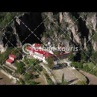 αγορά πλάνα βίντεο on line - Μονή Στομίου Κόνιτσας διάρκειας 24 sec V-1027