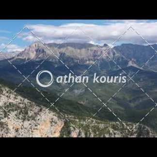 αγορά πλάνα βίντεο on line - Τζουμέρκα λήψη δυτικά διάρκειας 24 sec V-1039