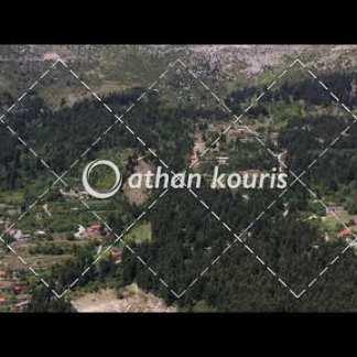 αγορά πλάνα βίντεο on line - Βουργαρέλι στα Τζουμέρκα διάρκειας 25 sec 3o V-1034