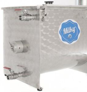 Ηλεκτρική μηχανή παρασκευής βουτύρου - Βουτυροκάδη – Βουτυρομηχανή - Milky FJ 32