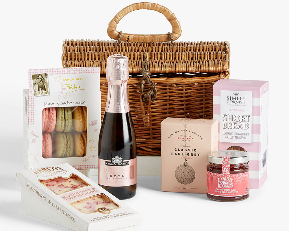 Win a John Lewis & Partners Afternoon Tea Treats Hamper