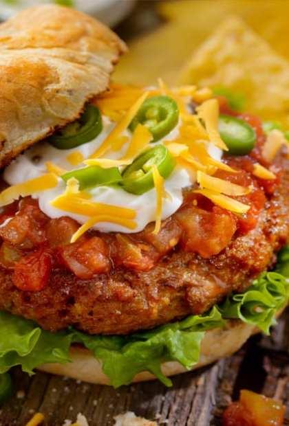 California Ranch Burger