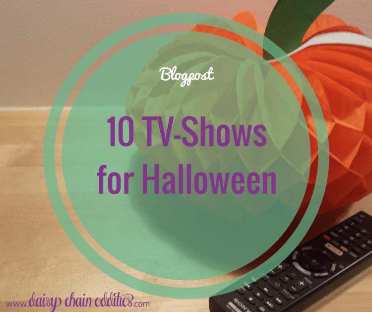 10 gruselige Hal10 creepy Halloween TV-Showsloween Serien