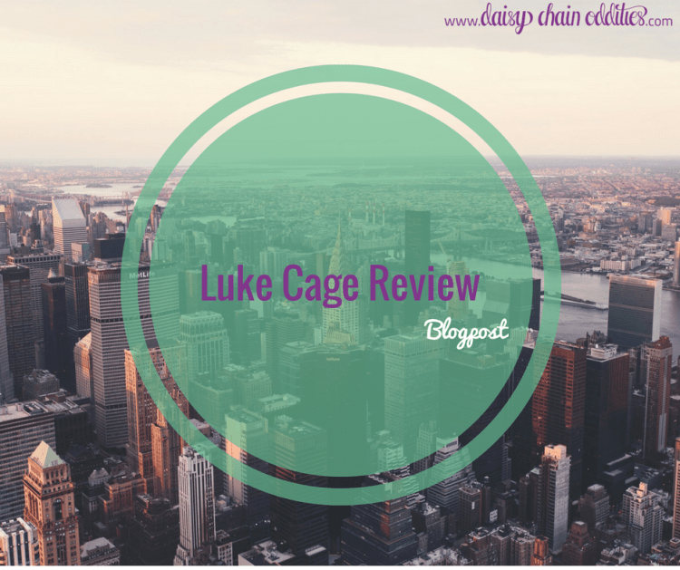 Luke Cage Rezension