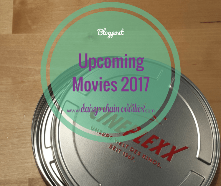 Upcoming Movies 2017