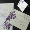 Virginia Blossoms Purple