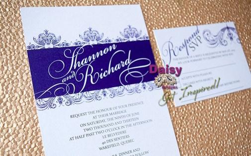 Wedding Floral Lace set