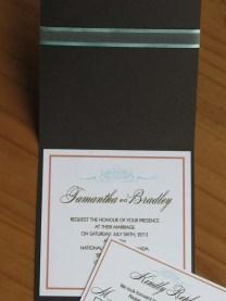 Brushed Platinum Invite Open