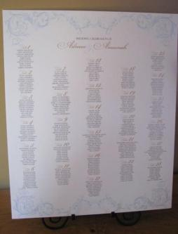 Cinderella Too Seating Chart