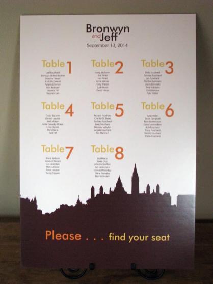 Ottawa City Seating Chart