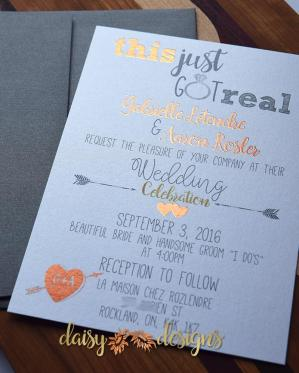Mixed Foils Invite Close-up