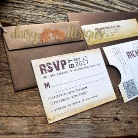 Rustic Ticket suite
