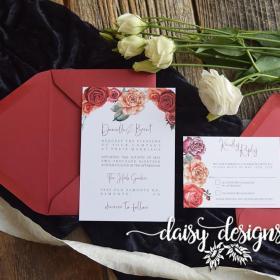 Sunstruck Roses invite suite