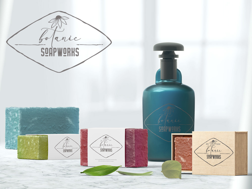 Botanic Soapworks products