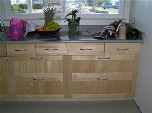 gwen's kitchen view 1