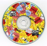 sonic bliss cd label image