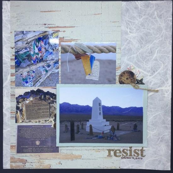 LO of Manzanar Interment Camp