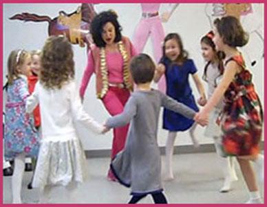 Daisy Doodle S Kids Dance Parties Birthday Entertainment Nyc