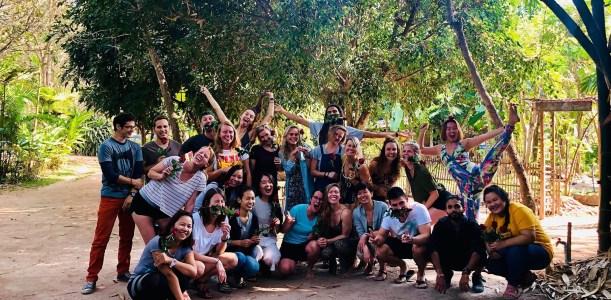 Yoga And Meditation Retreat At Suan Sati In Chiang Mai Thailand