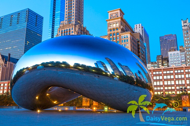Places to visit in Chicago   Daisy Vegabond Chicago travel guide