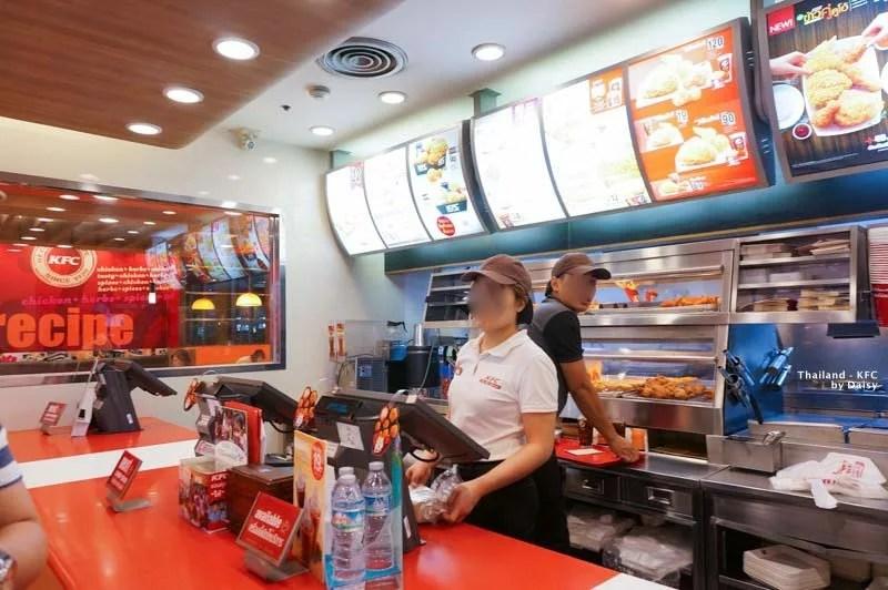 泰國旅遊, 曼谷旅遊, 曼谷美食, 泰國肯德基, KFC, 曼谷自助旅行, 曼谷自由行KFC-2