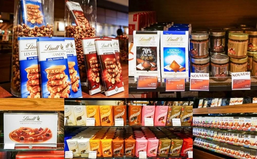 Lindt, 巴黎甜點, 巴黎美食, 法國甜點, 瑞士蓮, 瑞士巧克力, 巧克力, 歐洲之旅, 巴黎自助, 法國自助