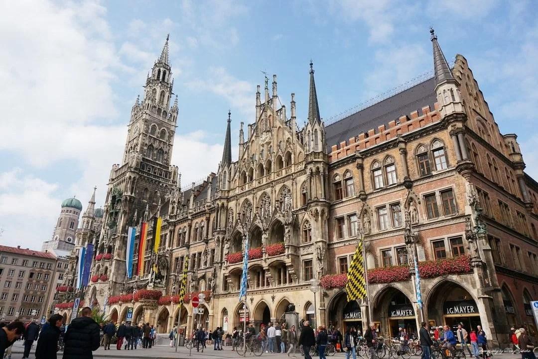 munchen, 慕尼黑, 慕尼黑市區, 慕尼黑一日遊, 德國自由行, 慕尼黑景點, 啤酒節, 德國