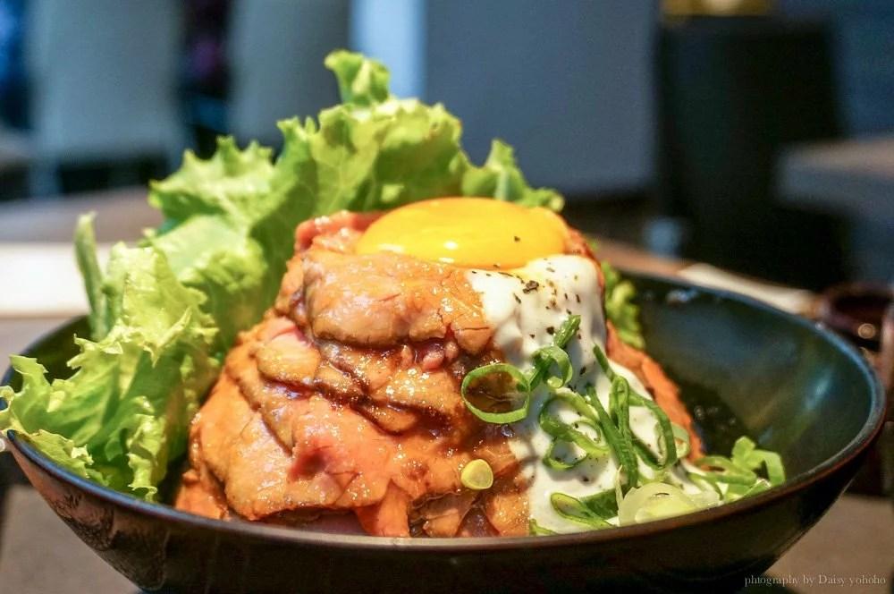 山丼, 士林美食, 日式料理, 手作漢堡排, 和牛, 士林站, 牛肉料理, 鮮切牛肉, TOROS鮮切牛排