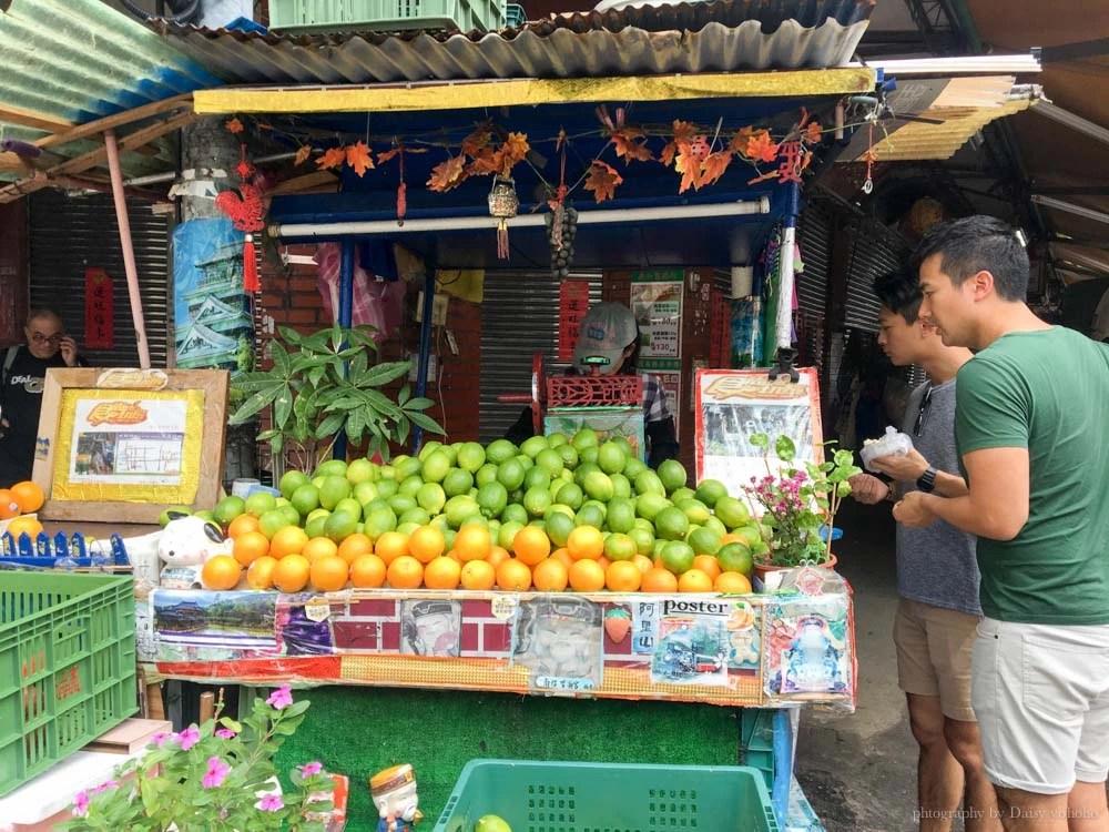 迪化街, 金桔檸檬, 大稻埕, 迪化街美食, 迪化街飲料, 台北果汁, 檸檬汁, 食尚玩家