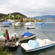 spiez, 施皮茲, 圖恩湖, Thunersee, 瑞士小鎮, 瑞士遊船