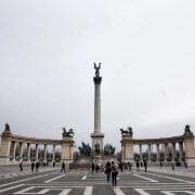 布達佩斯自助, 布達佩斯自由行, 布達佩斯景點, 布達佩斯美食, 布達佩斯攻略, 行程, 城堡山, 英雄廣場