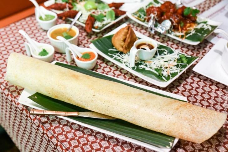 Sree India 24 - 熱血採訪│不用去印度也能吃到印度人開的正統印度料理,多種咖哩、在地風味都在這