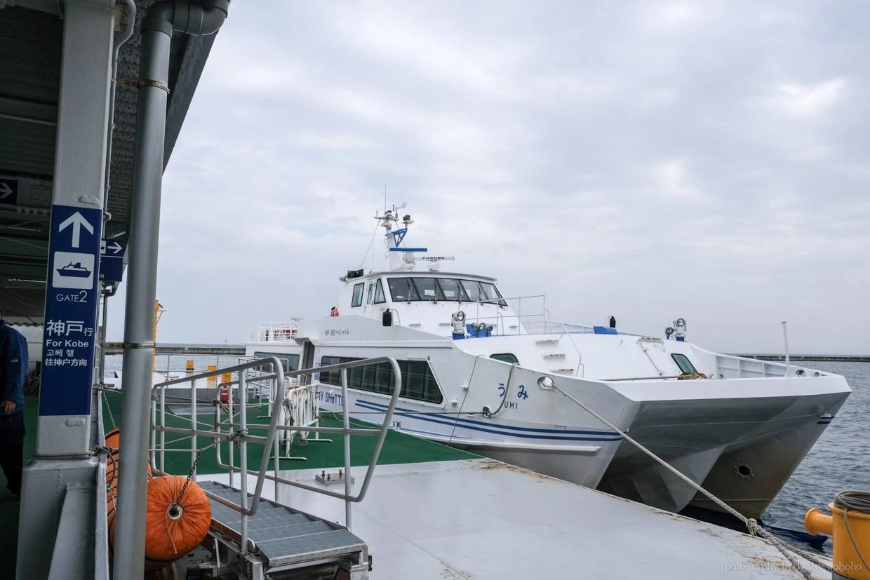 kobe bay shuttle, 神戶交通, 關西空港到神戶交通, 神戶空港, 神戶高速船, 神戶交通