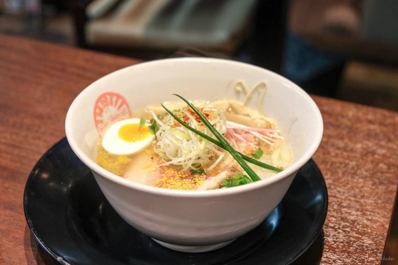 大阪美食, 麺のようじ, 雞湯拉麵, 雞鹽拉麵, 大阪拉麵, 日本橋美食