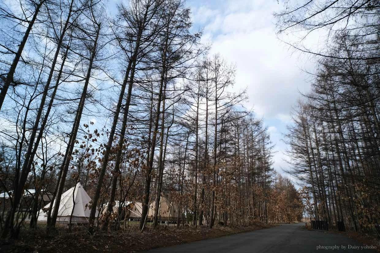 十勝景點, 中札內農村休暇村, 北海道, 豪華帳棚, 度假小木屋, 北海道露營地, 帶廣度假村, Nakasatsunai Feriendorf