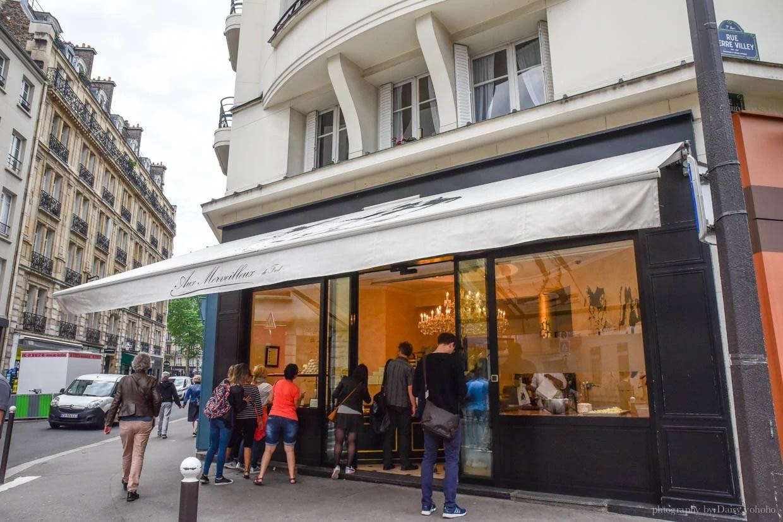 Aux Merveilleux de Fred, 巴黎甜點, 蛋白霜甜點, 巴黎下午茶, 法式甜點, 法式點心, 巴黎必吃甜點, Meringue
