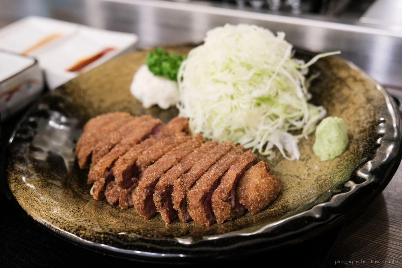 gyukatsu, 炸牛排, 難波美食, 大阪美食, 關西美食, 本村
