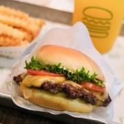 shake shack, 大阪美食, 梅田美食, 美國連鎖速食餐廳, 美西漢堡品牌, 紐約漢堡連鎖餐廳