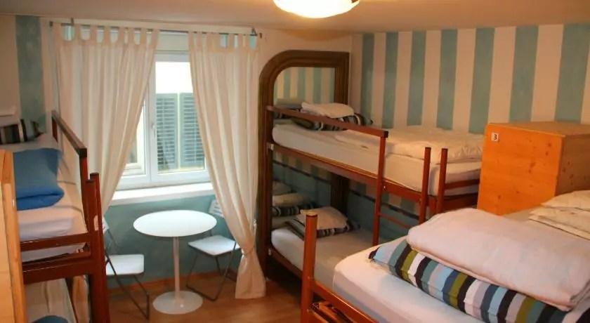 Oldtown Hostel Otter, Swiss YH hostel, 瑞士青年旅館, 蘇黎世青旅, 蘇黎世住宿, 蘇黎世平價住宿