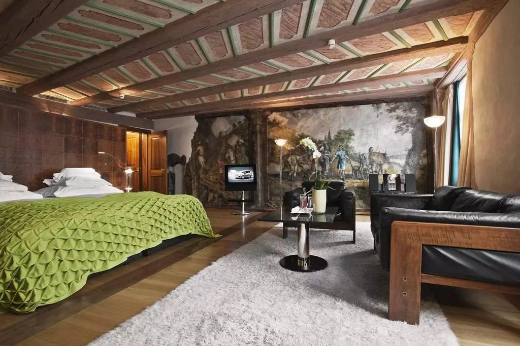 Widder Hotel, 瑞士住宿, 瑞士飯店, 蘇黎世五星級飯店, 蘇黎世住宿, 交通便利