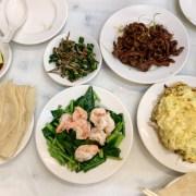 種福園, 斤餅, 四平商圈, 松江南京站美食, 合菜戴帽, 種福園斤餅牛肉店, 炒飯