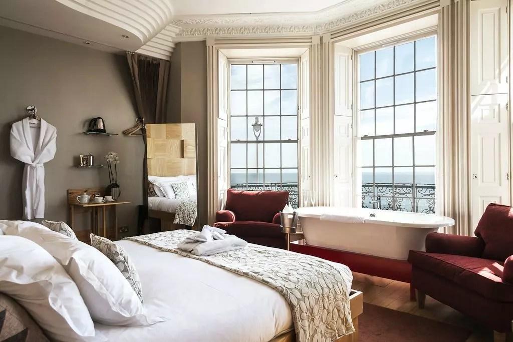 Drakes Hotel, 德雷克斯酒店 布萊頓住宿, brighton 飯店, brighton 青年旅館, 英國自助, 英國自由行